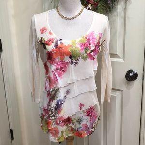 Floral Spring Shirt